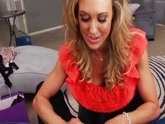 Brandi Love makes Danny Wylde cheerful
