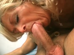 Wild aged doxy getting screwed