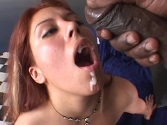Jennifer Luv receives her brashness brim far thick cum