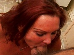 Aged hawt hardcore oral-service