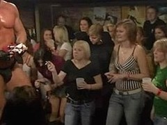 Tons be proper of group sex on dance floor blow jobs from blondes wild fuck