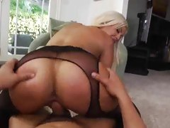 Bridgette B rides say no to gummy vagina vulnerable a impressed prick