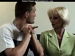 Eva Delage Drilled By Reporter aged older porn granny elderly cumshots jizz flow