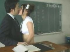 Lewd Student Maria Ozawa