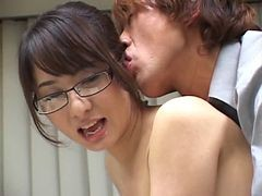 Japanese office slut(uncensored)