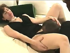Wende - Join in matrimony Giving a kiss jointly with Fucking BBC