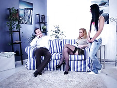 Mama Paired with Dad Are Fucking My Friends 12