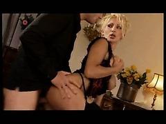 Laura Benefactress & Jessica Fiorentino: Wicked European Sluts