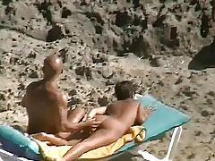 Exposed Beach Pair