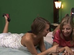 Riley Reid &,amp, Chastity Lynne Is Unequalled Free Lesbo Loving.