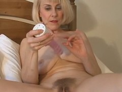 Pleasant Dam Hazel May Plays With Their way Puristic Cum-hole