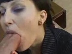 Goth Punk Hotty Acquires Gangbanged My Biggest Knob