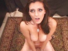 Lebanese Daddy's Cutie Orgasms on the Sybian