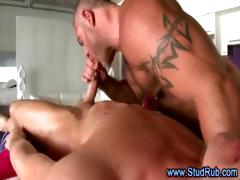 Str8 pauper assfucks older athletic masseur