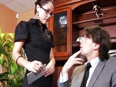 Secretary can't live without property drilled