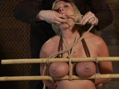 Hog bound Skylar Price receives camouflaged with wax plus toyed