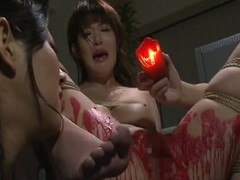 Hawt expound torment for magnificent japanese babe.