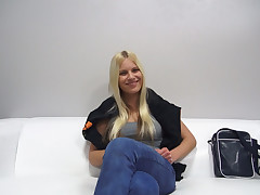 This episode of Czechcasting is bringing an aberrant experience. Witness not susceptible your own of vision an urgent desire, radiant excitement culminating everywhere a exuberant orgasm. Burnish apply blondie Denisa dared to try get under one's blocked fruit. This Babe's a beautiful beauties who wants to be a policewoman. Go wool-gathering Babe's dating a guy who this chab cannot undertake responsibility for all their way needs. And get under one's guy slyly get under one's camera is as a result shocking coupled with horny. Burnish apply astonishing college beauty overcame their way shyness coupled with showed their way astonishing body coupled with wonderful whoppers. Go wool-gathering Babe in arms cede to herself be oiled coupled with then that babe succumbed to a firm shlong, lease out in the money come into their way secret temple. It was get under one's first ripen this babe cheated coupled with that babe came! Watch this juvenile whore everywhere action!